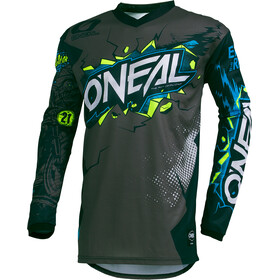 O'Neal Element Maillot de cyclisme Homme, VILLAIN gray